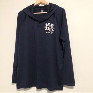 NFL New England Patriots Long Sleeve Shirt